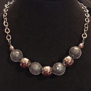 Stainless steel Italian necklace